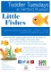 Toddler Tuesday at Hertford Museum: Little Fishes