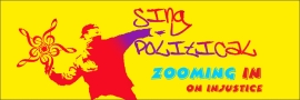 Zoom into Sing Political!