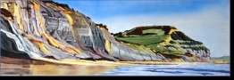 Art at Charmouth Library March 2020 onwards