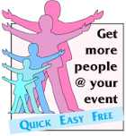 Add Your Event Free
